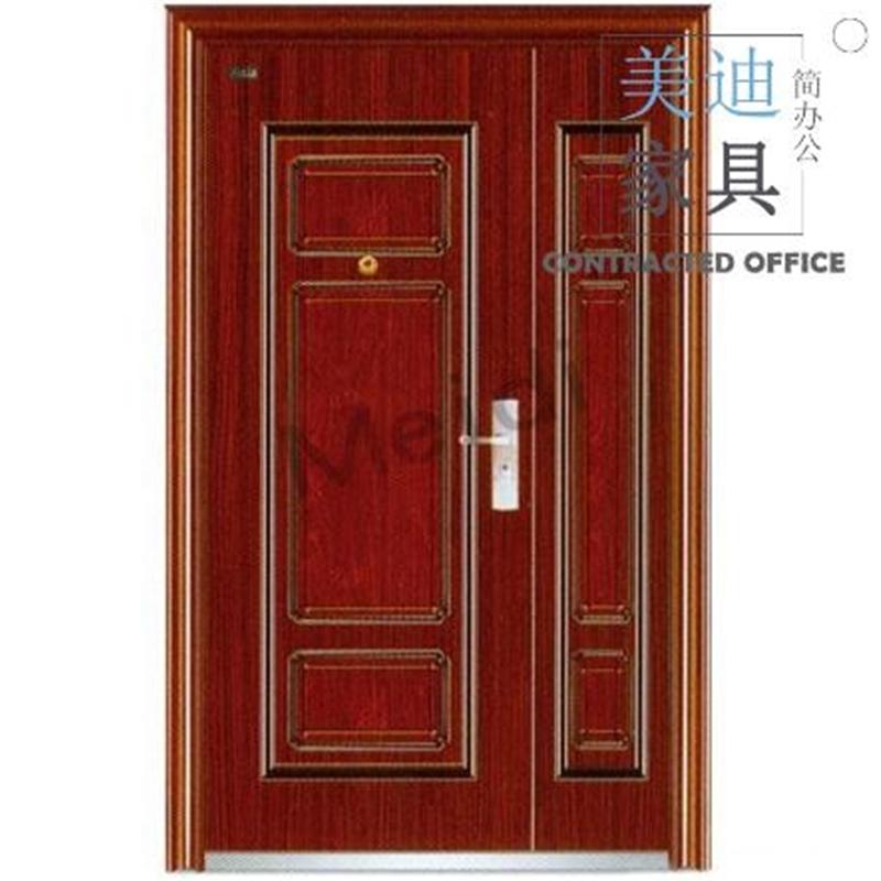 美迪17室内门入户门实木复合门子母门